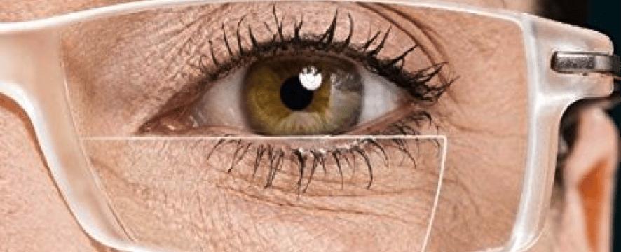 lentes progresivas vs lentes bifocales